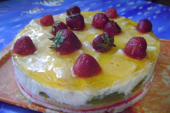быстрые вкусные торты без выпечки рецепты с фото