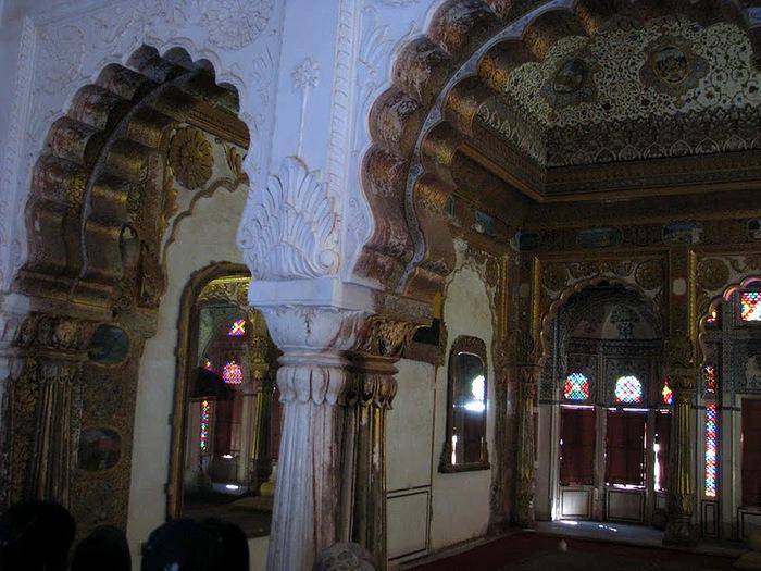 Крепость Мехрангарх - Mehrangarh fort, Jodhpur 73727