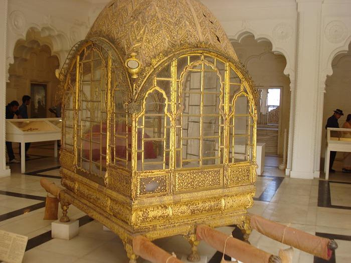 Крепость Мехрангарх - Mehrangarh fort, Jodhpur 68813