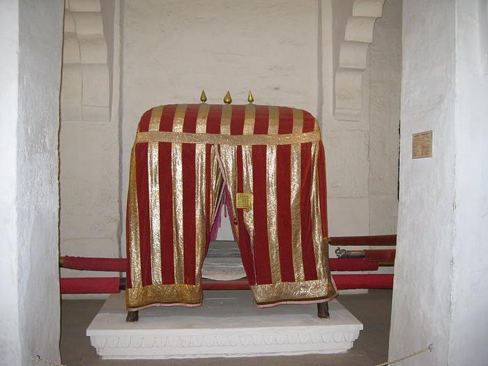 Крепость Мехрангарх - Mehrangarh fort, Jodhpur 66954