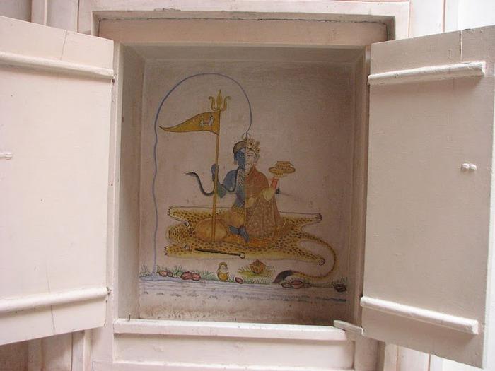 Крепость Мехрангарх - Mehrangarh fort, Jodhpur 79690