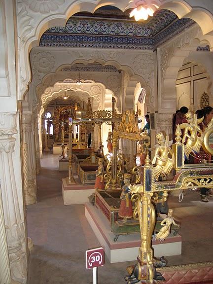 Крепость Мехрангарх - Mehrangarh fort, Jodhpur 96182