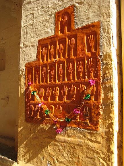 Крепость Мехрангарх - Mehrangarh fort, Jodhpur 33341