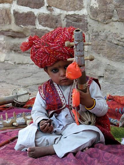 Крепость Мехрангарх - Mehrangarh fort, Jodhpur 76338