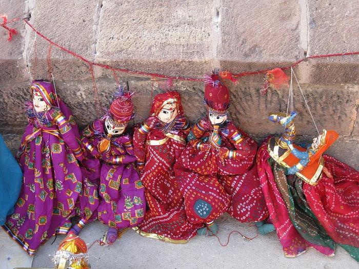 Крепость Мехрангарх - Mehrangarh fort, Jodhpur 94929