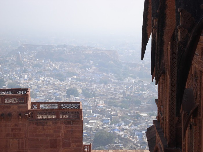 Крепость Мехрангарх - Mehrangarh fort, Jodhpur 89186