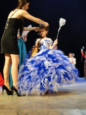 Второклассница Настя выиграла очередной международный титул.