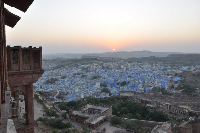 Крепость Мехрангарх - Mehrangarh fort, Jodhpur 73312