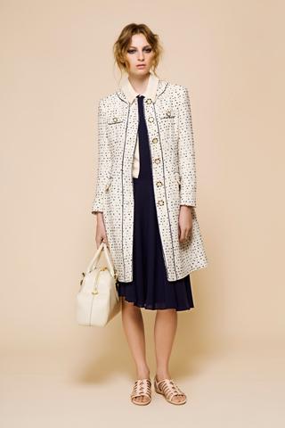 Коллекция в стиле casual от Emilio Pucci.  Цветочный принт от Versace.