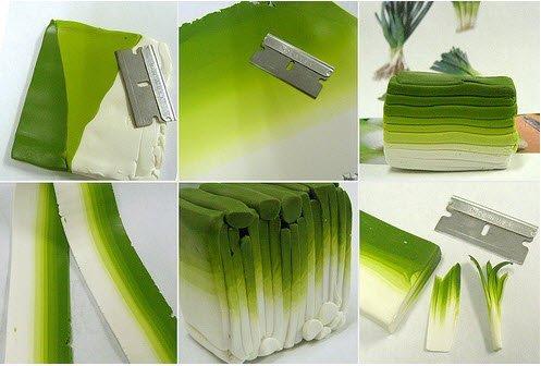 Из чего сделать зелень своими руками