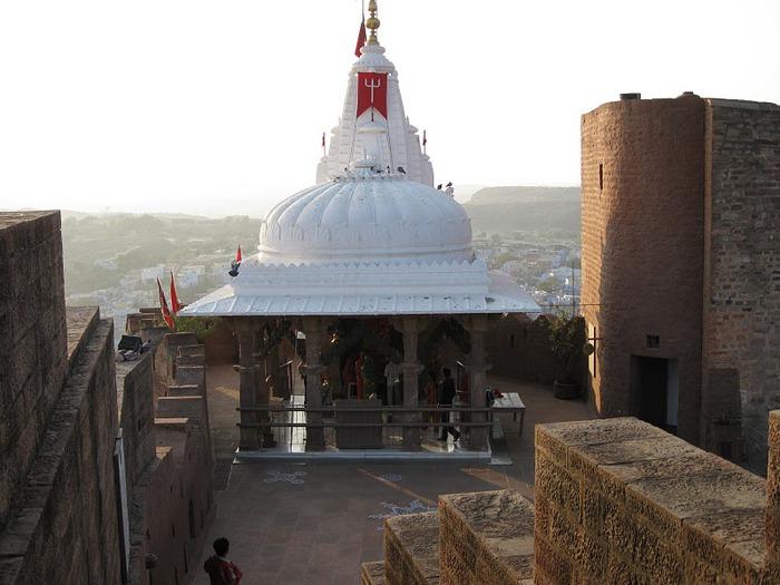 Крепость Мехрангарх - Mehrangarh fort, Jodhpur 94935