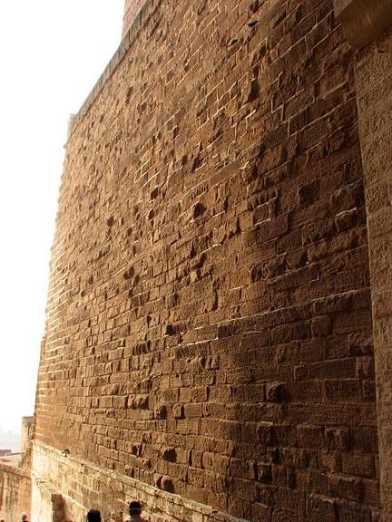 Крепость Мехрангарх - Mehrangarh fort, Jodhpur 65820