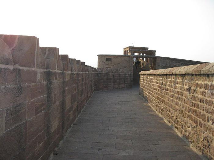 Крепость Мехрангарх - Mehrangarh fort, Jodhpur 31580