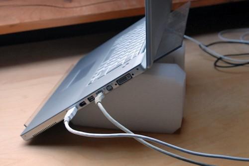 подставка под ноутбук.