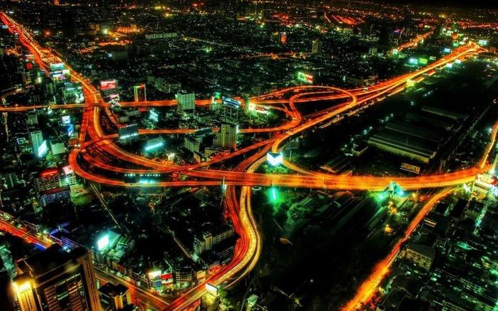 Фотографии улиц городов мира 11