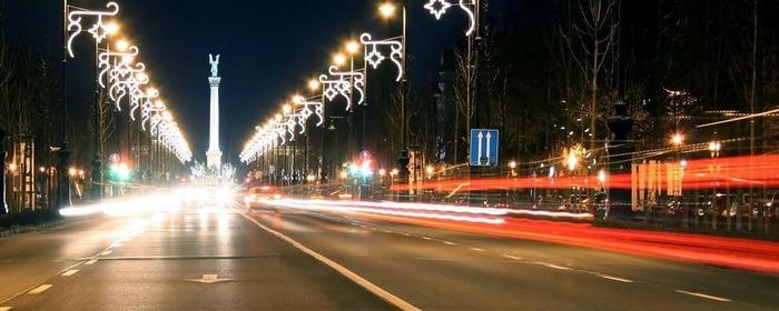 Фотографии улиц городов мира 30