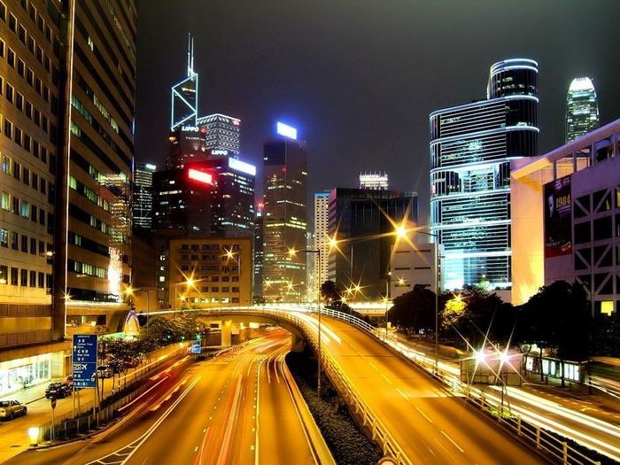 Фотографии улиц городов мира 34