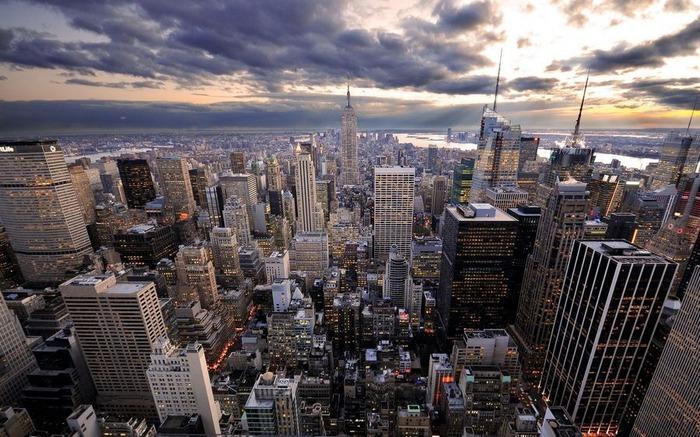 Фотографии улиц городов мира 65