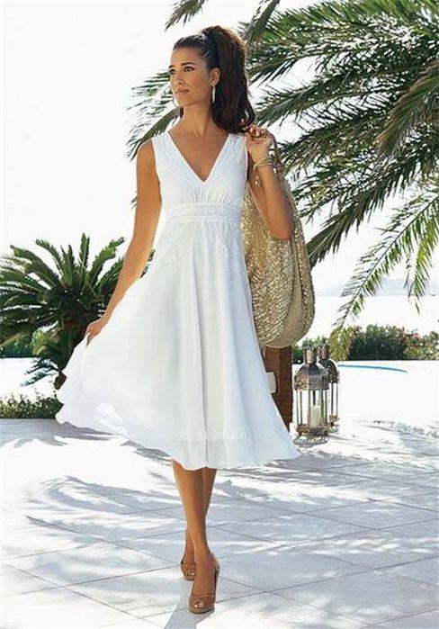 Купить Платье Белое