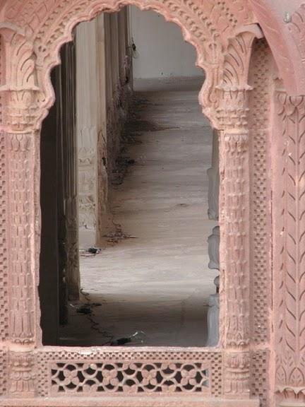Крепость Мехрангарх - Mehrangarh fort, Jodhpur 37570