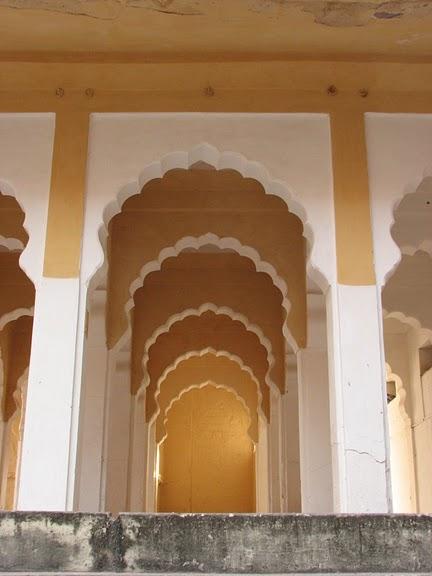 Крепость Мехрангарх - Mehrangarh fort, Jodhpur 52103
