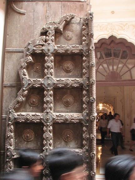 Крепость Мехрангарх - Mehrangarh fort, Jodhpur 36544