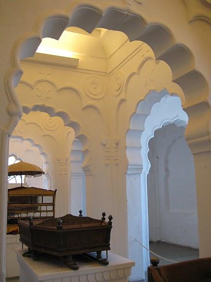 Крепость Мехрангарх - Mehrangarh fort, Jodhpur 37736
