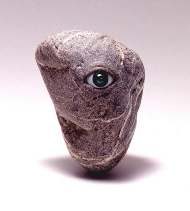 Cкульптура из камня Хиротоши Ито (Hirotoshi Itoh) 7