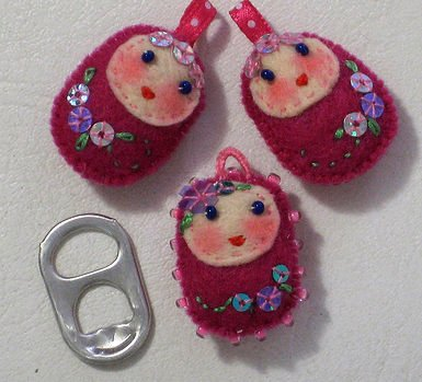 Craft Ideas Jewellery on Recycle Soda Tabs  Crochet Ideas   Make Handmade  Crochet  Craft