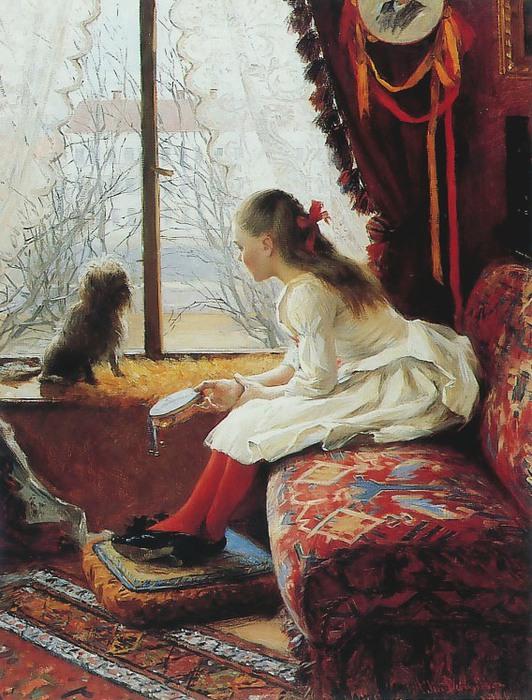 Elin Kleopatra Danielson-Gambogi -Portrait_of_Walborg_Jakobsson_ (532x700, 143Kb)