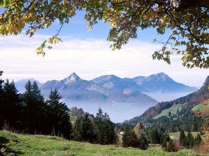 Лучшие виды Швейцарии 6
