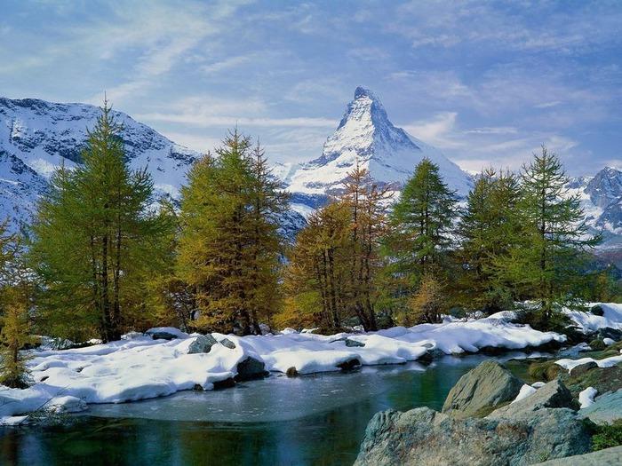 Лучшие виды Швейцарии 9