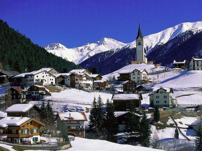 Лучшие виды Швейцарии 14