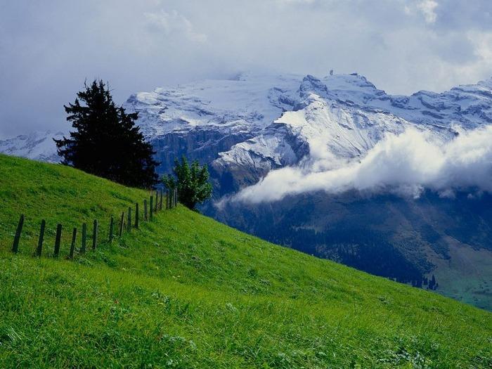 Лучшие виды Швейцарии 18