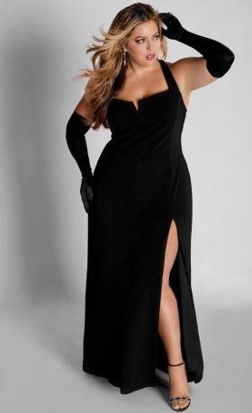платья для полных девушек 2012 FASHION BLOGGER.