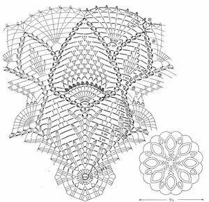 Часть 10.  Зонтики подборка 11 моделей со схемой.  Ажурные зонтики, связанные крючком.