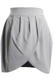 выкройка юбка карандаш с карманами.