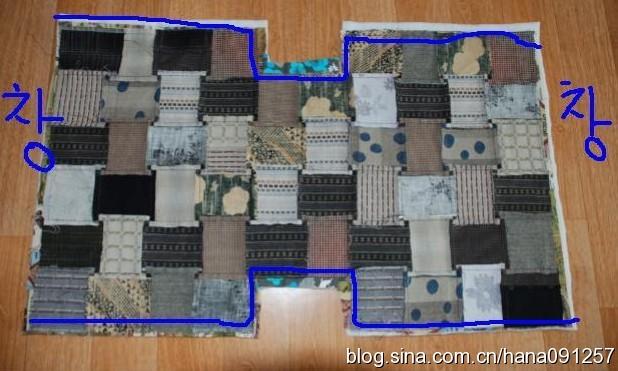 мк по пошиву сумки из кожи ткани
