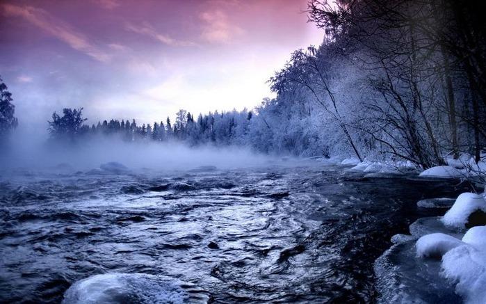 Красивые фотографии природы 3