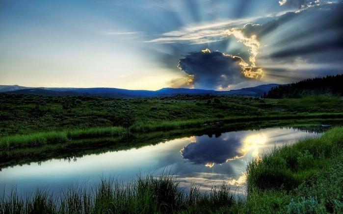 Красивые фотографии природы 5