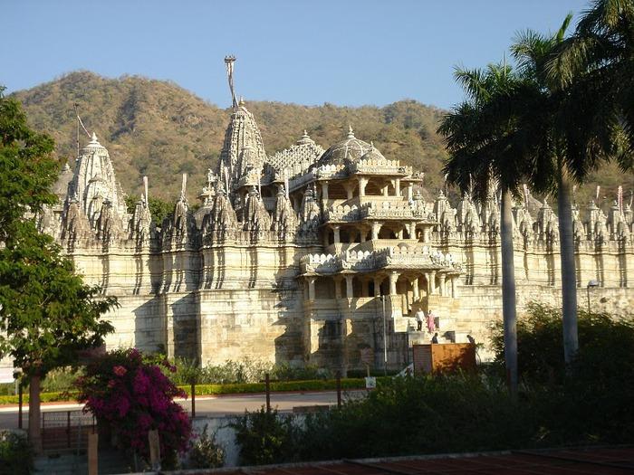 Храмовый комплекс Ранакпур - Jain Temples, Ranakpur 30974