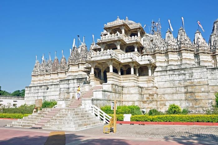 Храмовый комплекс Ранакпур - Jain Temples, Ranakpur 64355