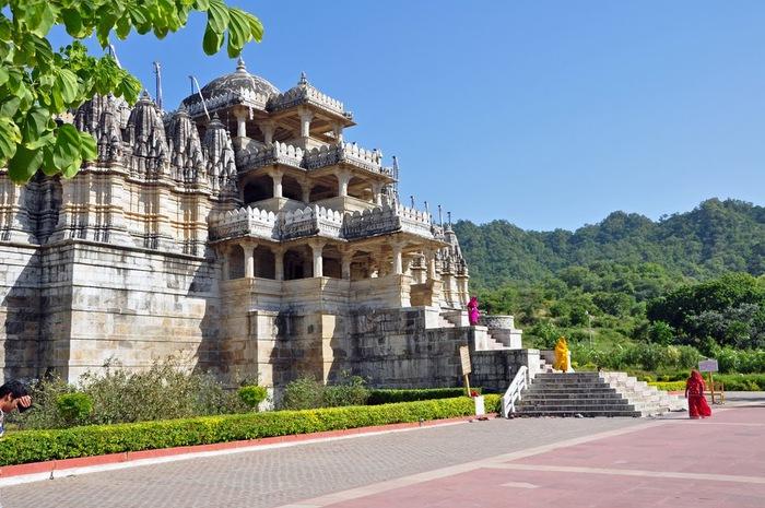 Храмовый комплекс Ранакпур - Jain Temples, Ranakpur 18533