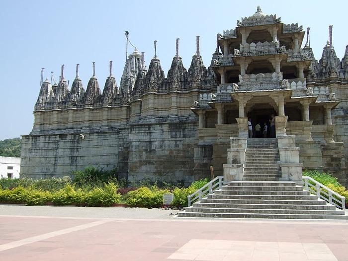 Храмовый комплекс Ранакпур - Jain Temples, Ranakpur 39775