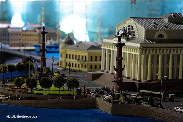Гранд-Макет, петербург