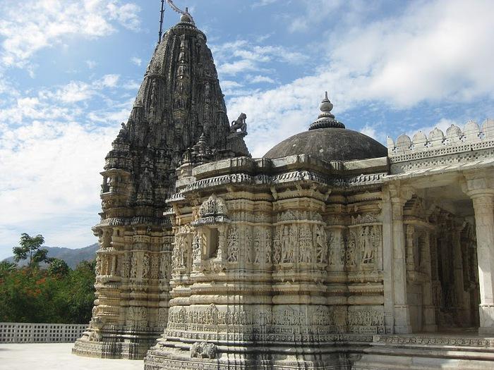 Храмовый комплекс Ранакпур - Jain Temples, Ranakpur 18309