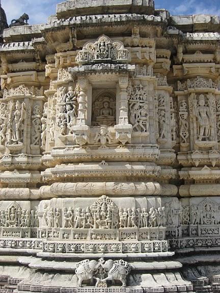 Храмовый комплекс Ранакпур - Jain Temples, Ranakpur 85992