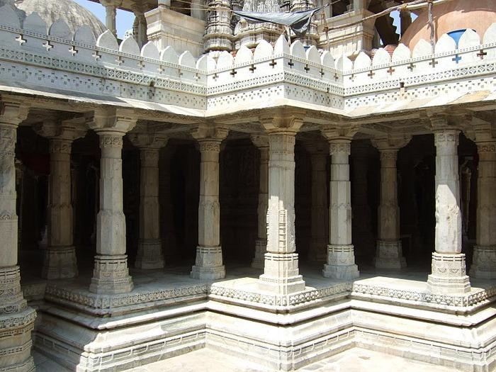 Храмовый комплекс Ранакпур - Jain Temples, Ranakpur 98231