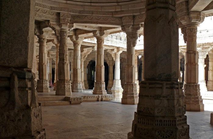 Храмовый комплекс Ранакпур - Jain Temples, Ranakpur 98526