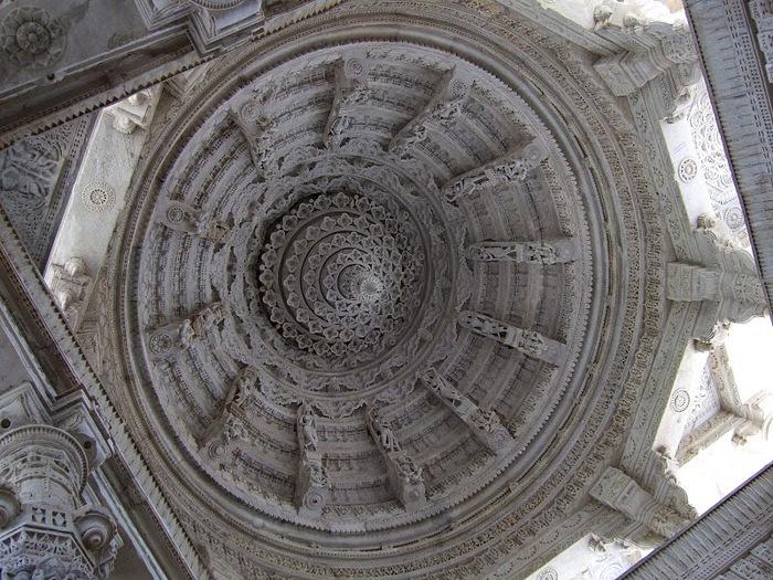 Храмовый комплекс Ранакпур - Jain Temples, Ranakpur 16427